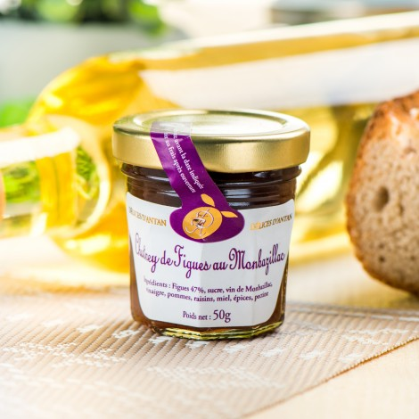 Fig Chutney at Monbazillac